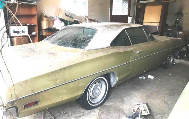 Stored 28 Years 1970 Dodge Coronet Survivor