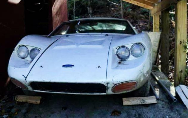Vague Trade: 1970 Ford GT Kit?