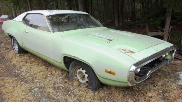 Misty Mountain Muscle 1972 Plymouth Road Runner