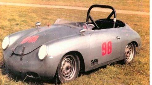 racing pedigree 1960 porsche 356 cabriolet. Black Bedroom Furniture Sets. Home Design Ideas