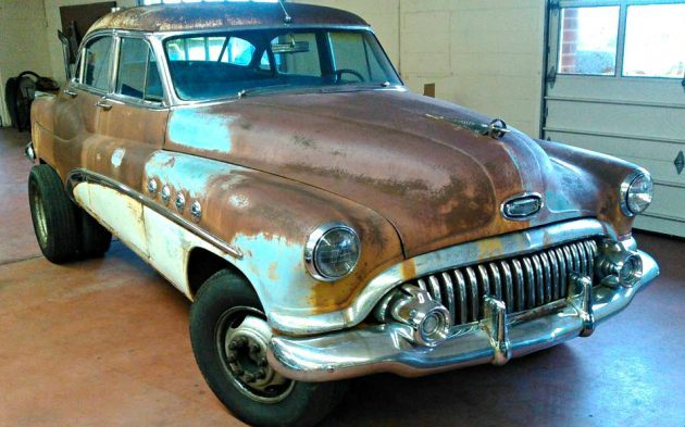 Diesel Dually What? 1952 Buick Roadmaster