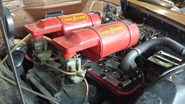 Uncommon Drop Top 1952 Hudson Hornet
