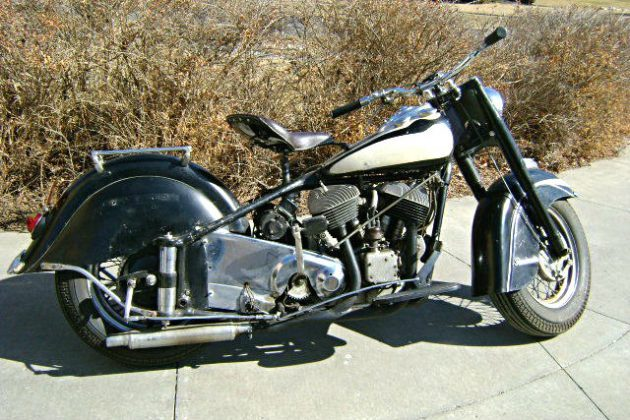 Last Of The Mohicans: 1953 Indian Chief Police Special