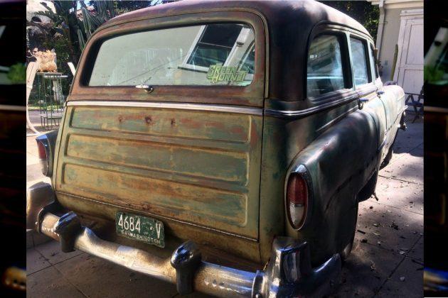 Tin Woody: 1954 Chevrolet 210 Wagon