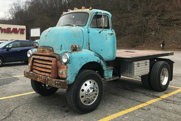 Big Shorty: 1954 GMC COE Custom