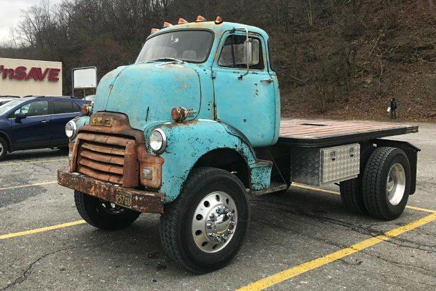 Big Shorty: 1954 GMC COE Custom