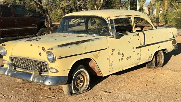 Hot Rod Ready: 1955 Chevrolet 210