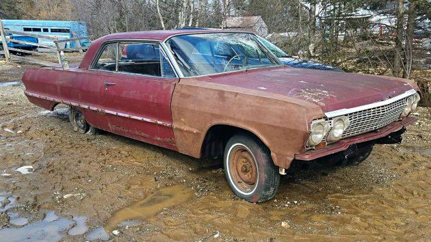 Cheap SS 1963 Chevrolet Impala SS