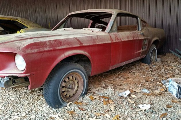 390/4 Speed/67,000 Miles: 1967 Ford Mustang GT
