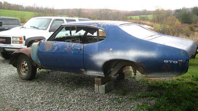 $1,895 Goat: 1968 Pontiac GTO