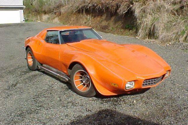 Big Power Oddball: 1973 Chevrolet Corvette