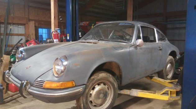 Owned for 27 Years: 1969 Porsche 912