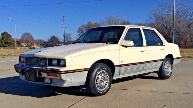 Collectible Infamy: 1985 Cadillac Cimarron