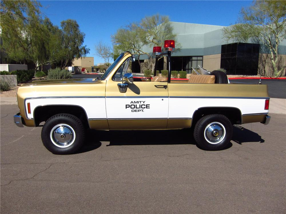 14k Mile Survivor! 1977 Chevy K5 Blazer