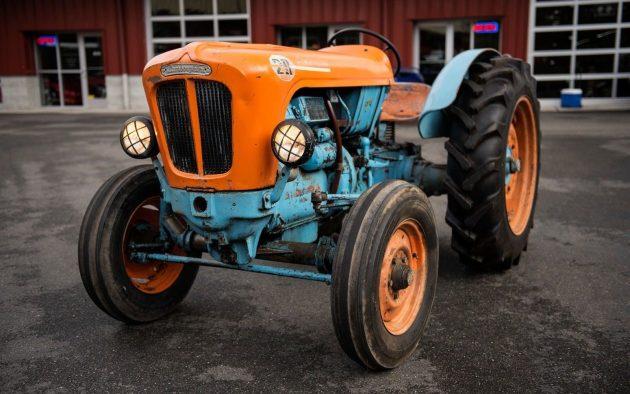 Pre Miura Project 1964 Lamborghini 2r Tractor