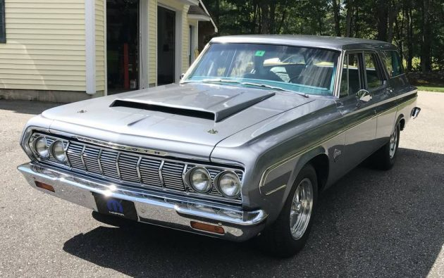 Mopar Collection:  '64 Hemi Belvedere Wagon and More!