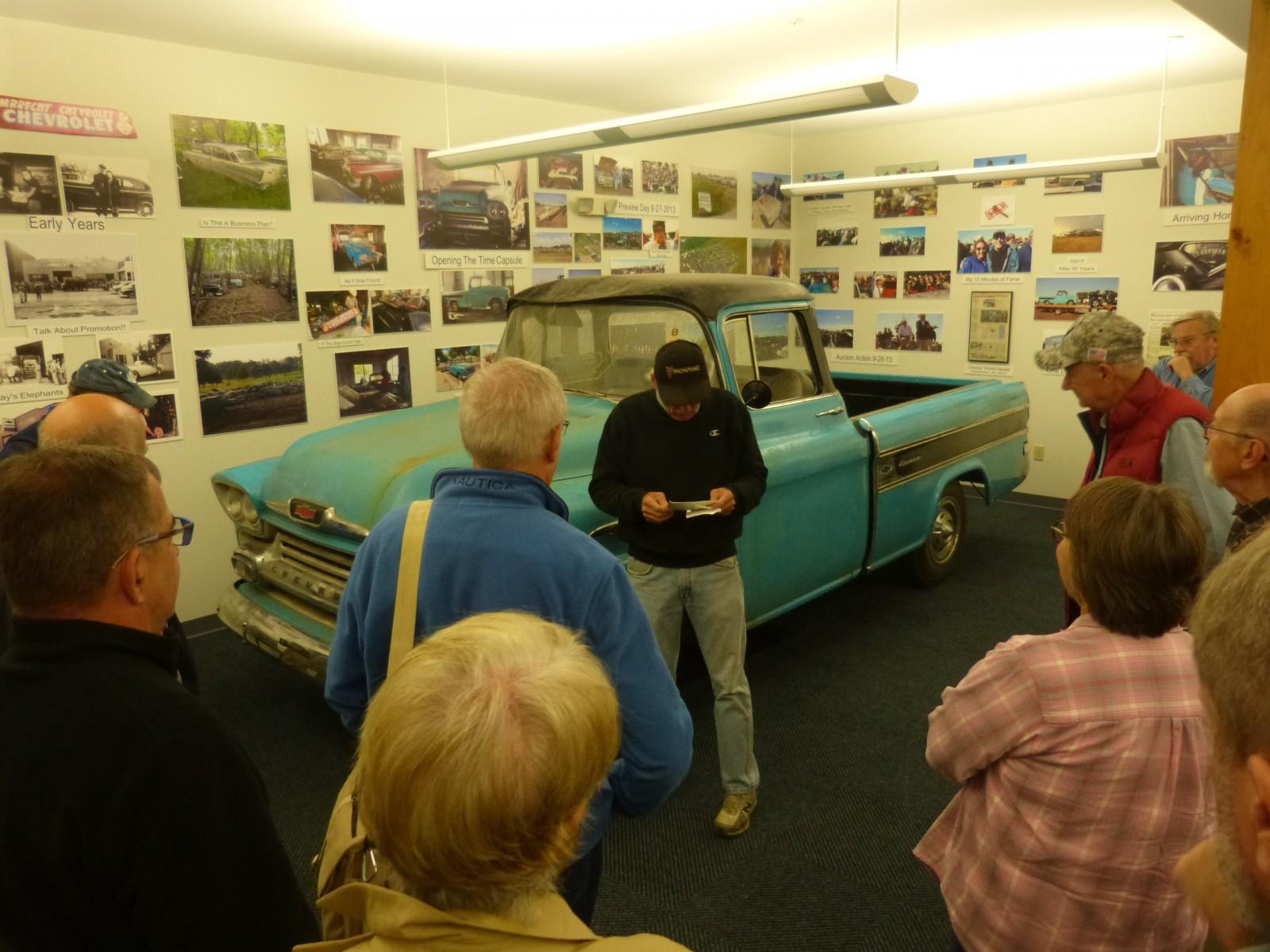 Revisiting The Epic Lambrecht Chevrolet Auction