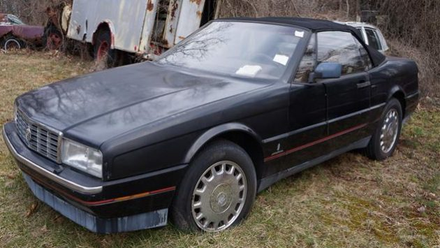 This Allante May Not Run Or Drive But There Could Be Some Simple Answers For That In 1989 Gm Added The Company S P Key System To