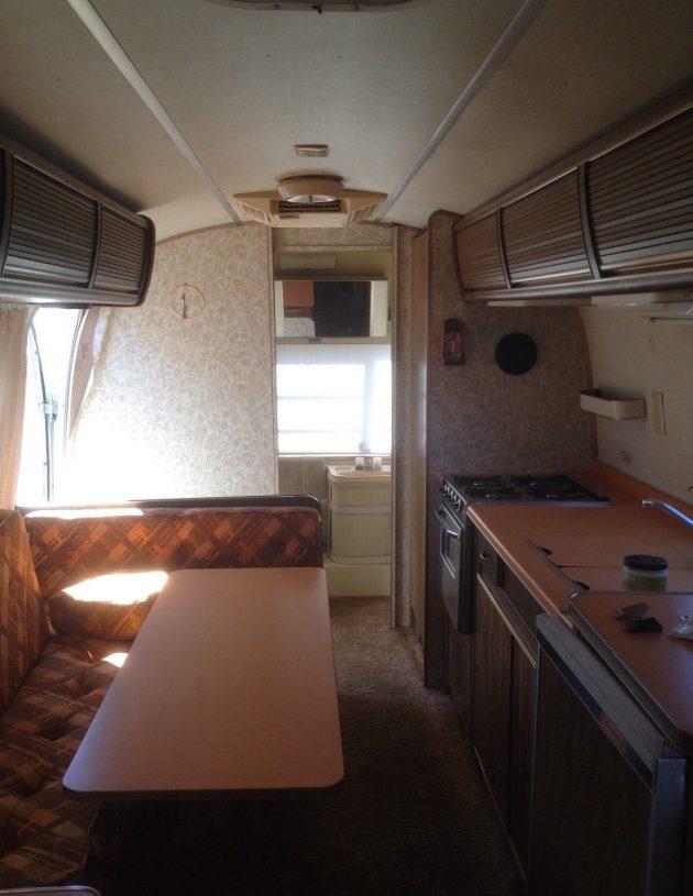 The Painted Airstream 1977 Argosy Camper