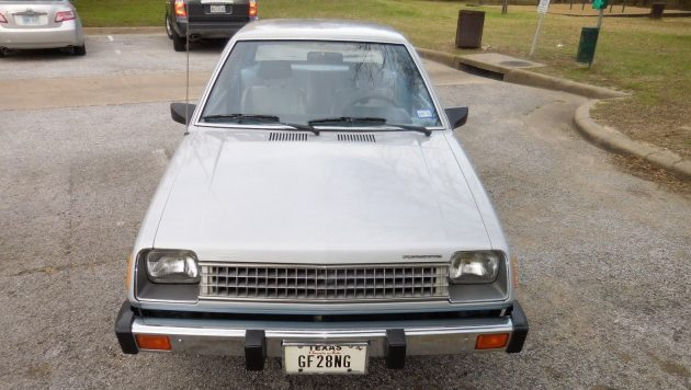 Texas Car Barn >> Twin Stick Survivor: 1981 Plymouth Champ
