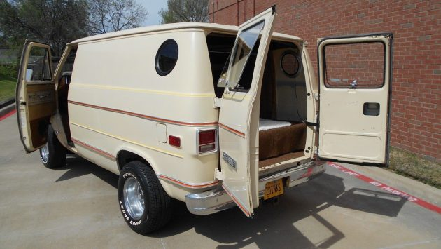 Bonanza Van 1978 Chevy G20