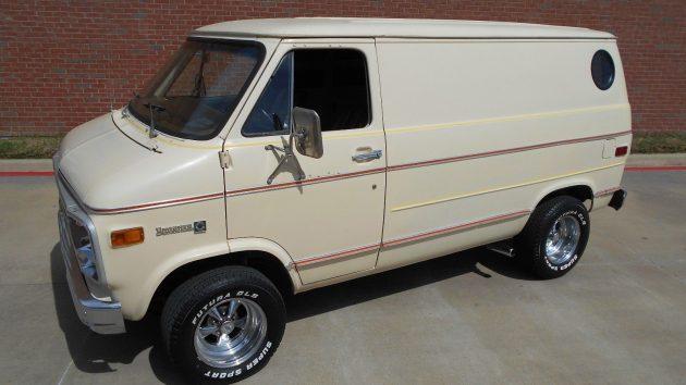 Bonanza Van: 1978 Chevy G20