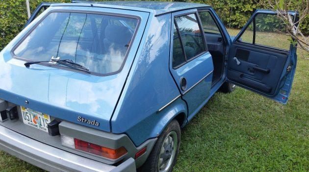 Fiat strada for sale usa