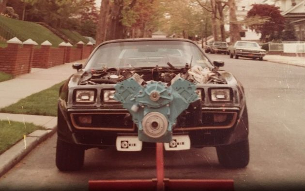Stalled SD Build: 455-Equipped Pontiac Trans Am
