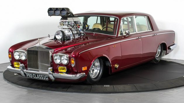 Poupon Splat! 1974 Rolls Royce Street Machine