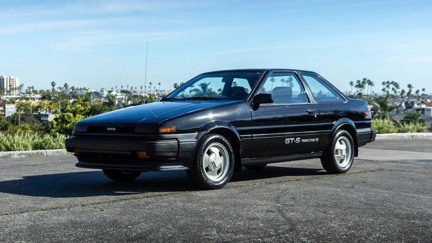 Unbelievably Stock: 1987 Toyota Corolla GT-S