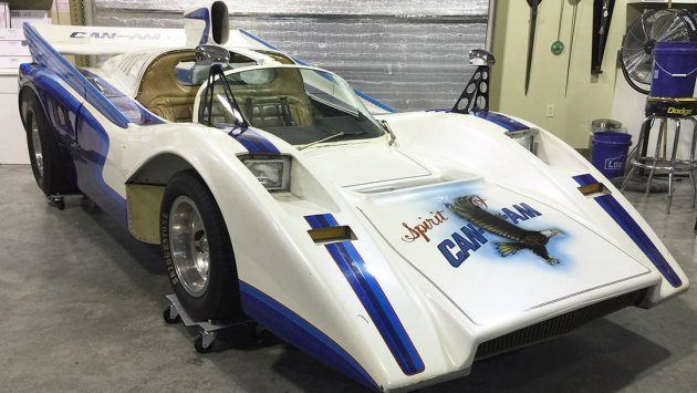Spirit Of Can-Am: 1976 Manta Mirage