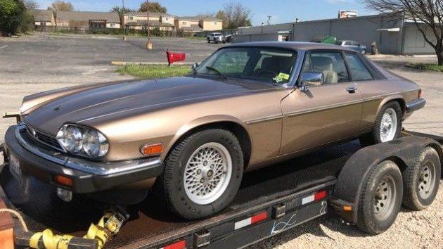 35,000 original miles 1989 jaguar xjs