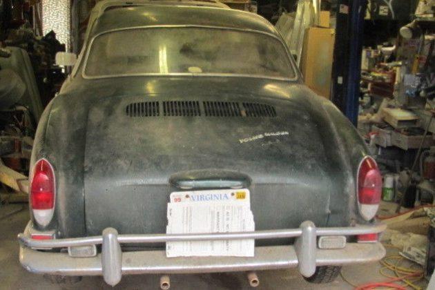 Light Rust, No Reserve: 1970 VW Karmann-Ghia