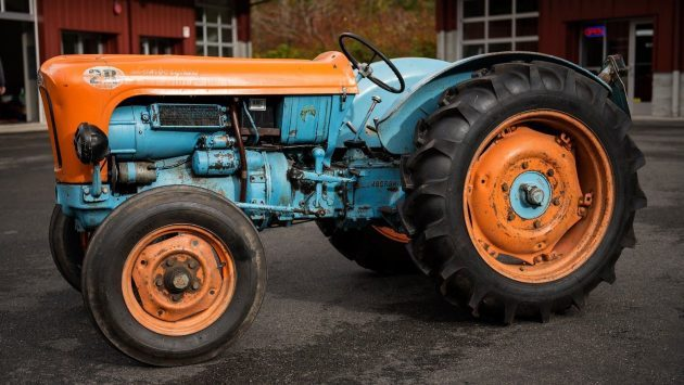Pre-Miura Project: 1964 Lamborghini 2R Tractor