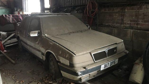 Giugiaro Sedan: 1989 Lancia Thema