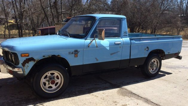 Truck of the Year: 1979 Chevy LUV 4x4