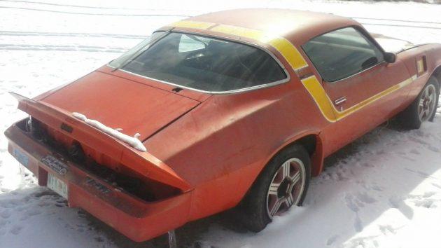 Project 83 Of 90 1980 Hugger Camaros