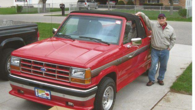 SkyRanger with 7,500 Miles: 1991 Ford Ranger