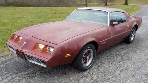 No Reserve! Very Original 1979 Pontiac Firebird
