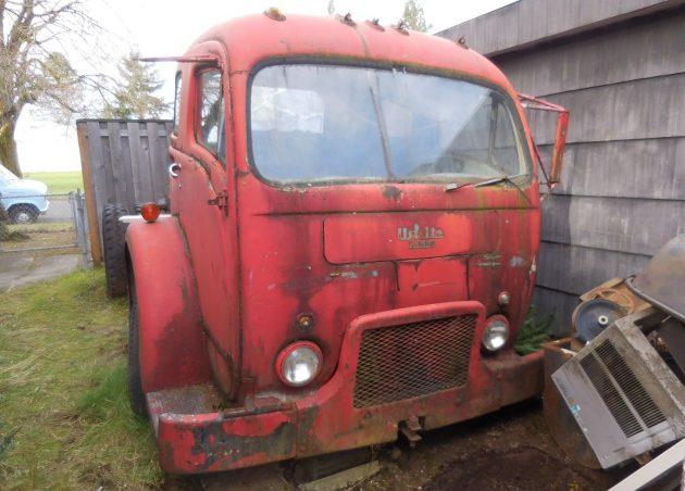 Cabover Trucks For Sale >> Coast Runner: 1953 White 3000