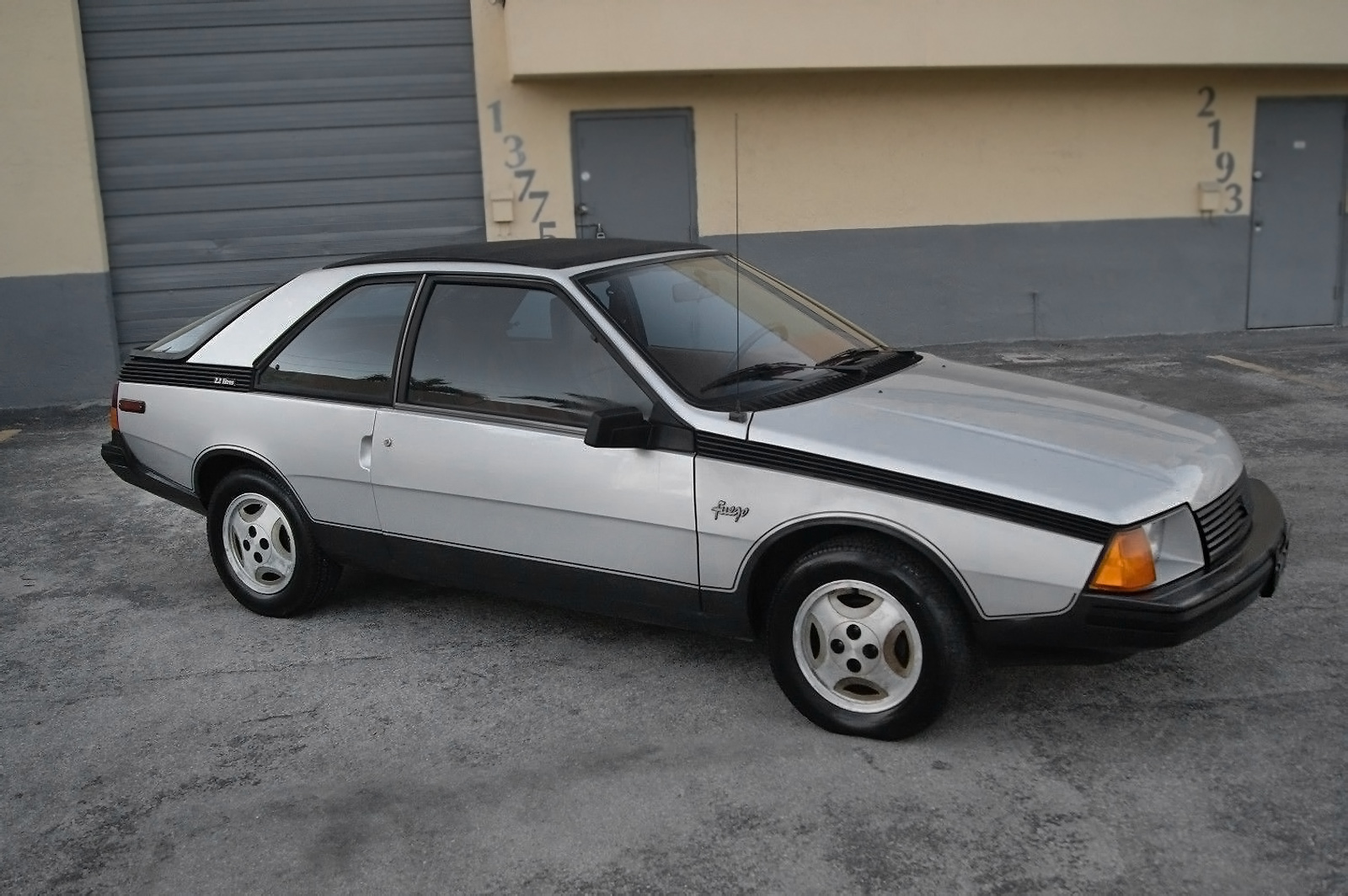 Car Lot For Sale >> Nicest One Left? 1984 Renault Fuego