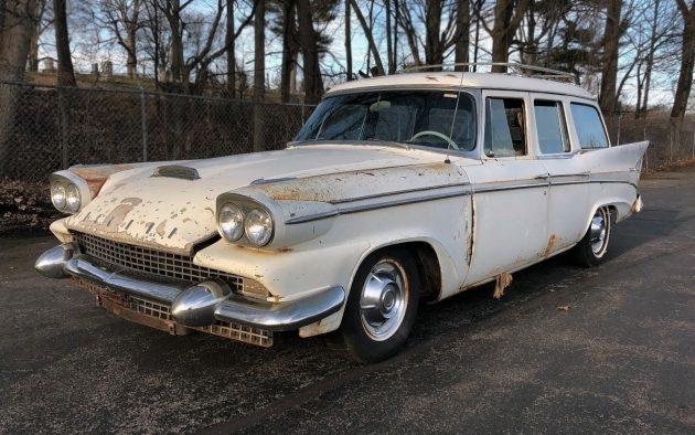 1 of 159 Made: 1958 Packard Wagon