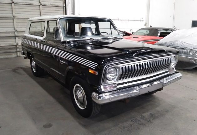 Jeep Wagoneer 2018 >> 4-Speed 4x4: 1976 Jeep Cherokee