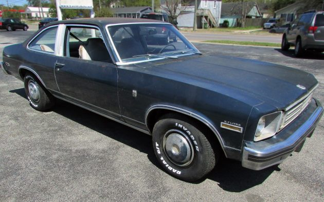 Mercedes Benz Of Wilmington >> BMW Fighter: 1975 Chevrolet Nova LN