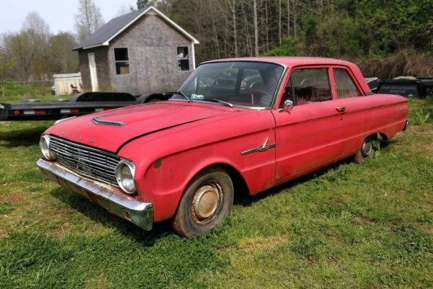 bf5bde1e $2,500 Barn Find Falcon: 1963 Ford Falcon