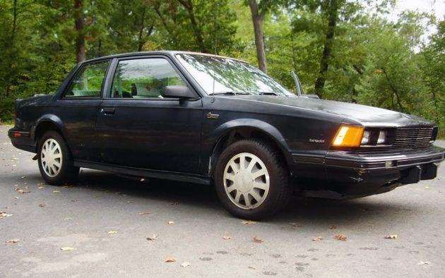 Only 1 500 Built 1986 Buick Century Gran Sport
