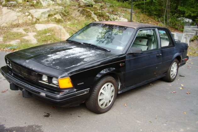 Only 1,500 Built: 1986 Buick Century Gran Sport