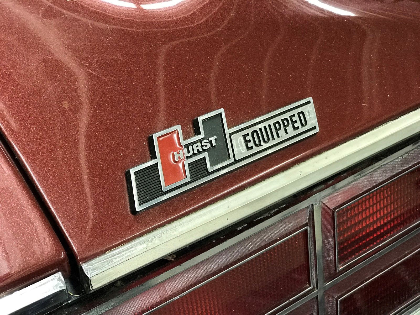 1 Of 5 With Hurst T-Tops: 1977 Dodge Diplomat