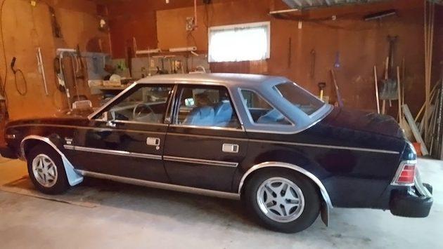 Grandma's Car: 1981 AMC Concord