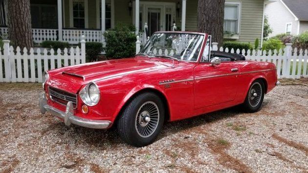 Classifieds Find: 1968 Datsun 2000